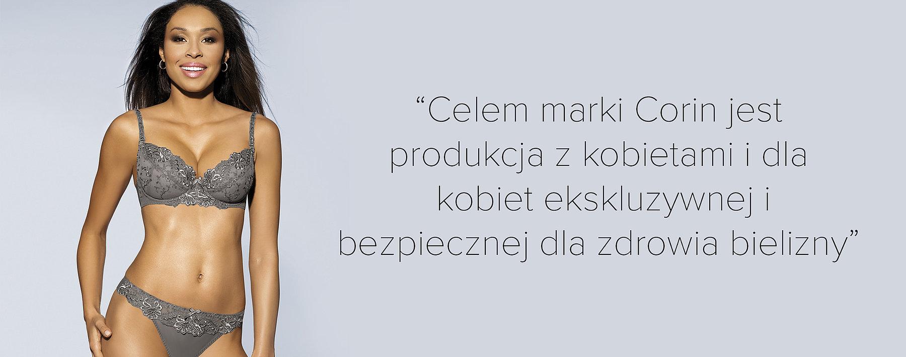 b3bacb74a7ccab Firma Corin to firma nowoczesna i innowacyjna. We współpracy z Politechniką  Łódzką i Centrum Zdrowia Matki Polki przeprowadziła unikatowe badania, ...